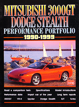 Mitsubishi 3000GT/Dodge Stealth Performance Portfolio 1991-1999