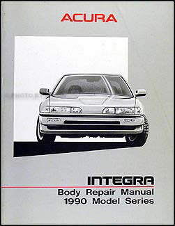 1990 acura integra repair manual integra repair manual | 1990.