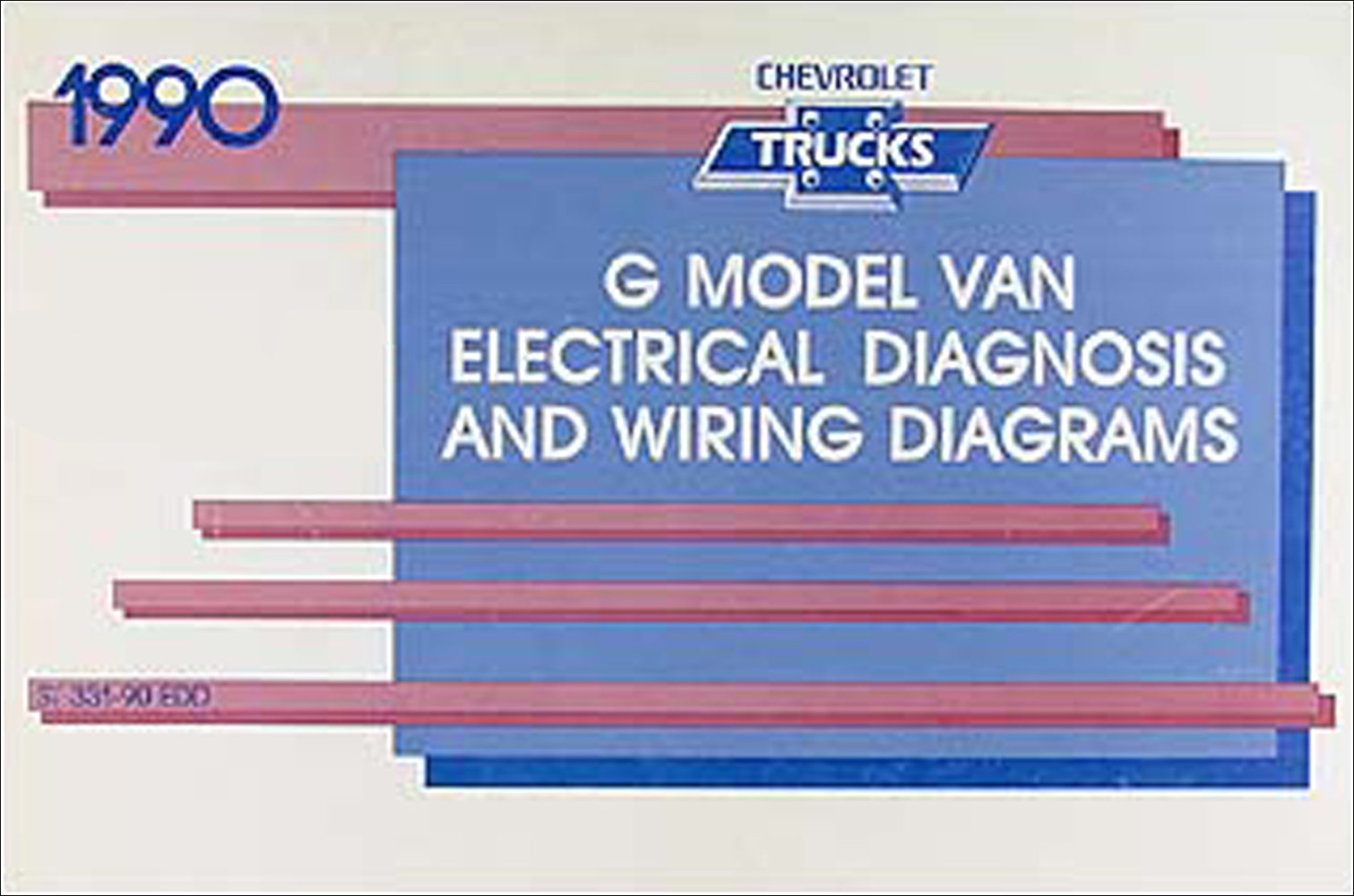 1990 chevy g van wiring diagram manual original1990 Chevy G30 Wiring Diagram #7