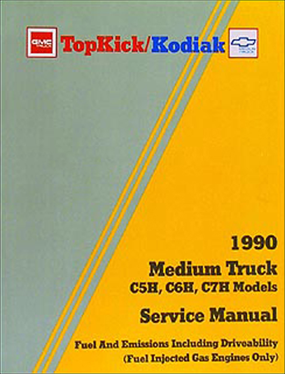 1990 Topkick    Wiring       Diagram    1990 chevy kodiak    gmc    topkick