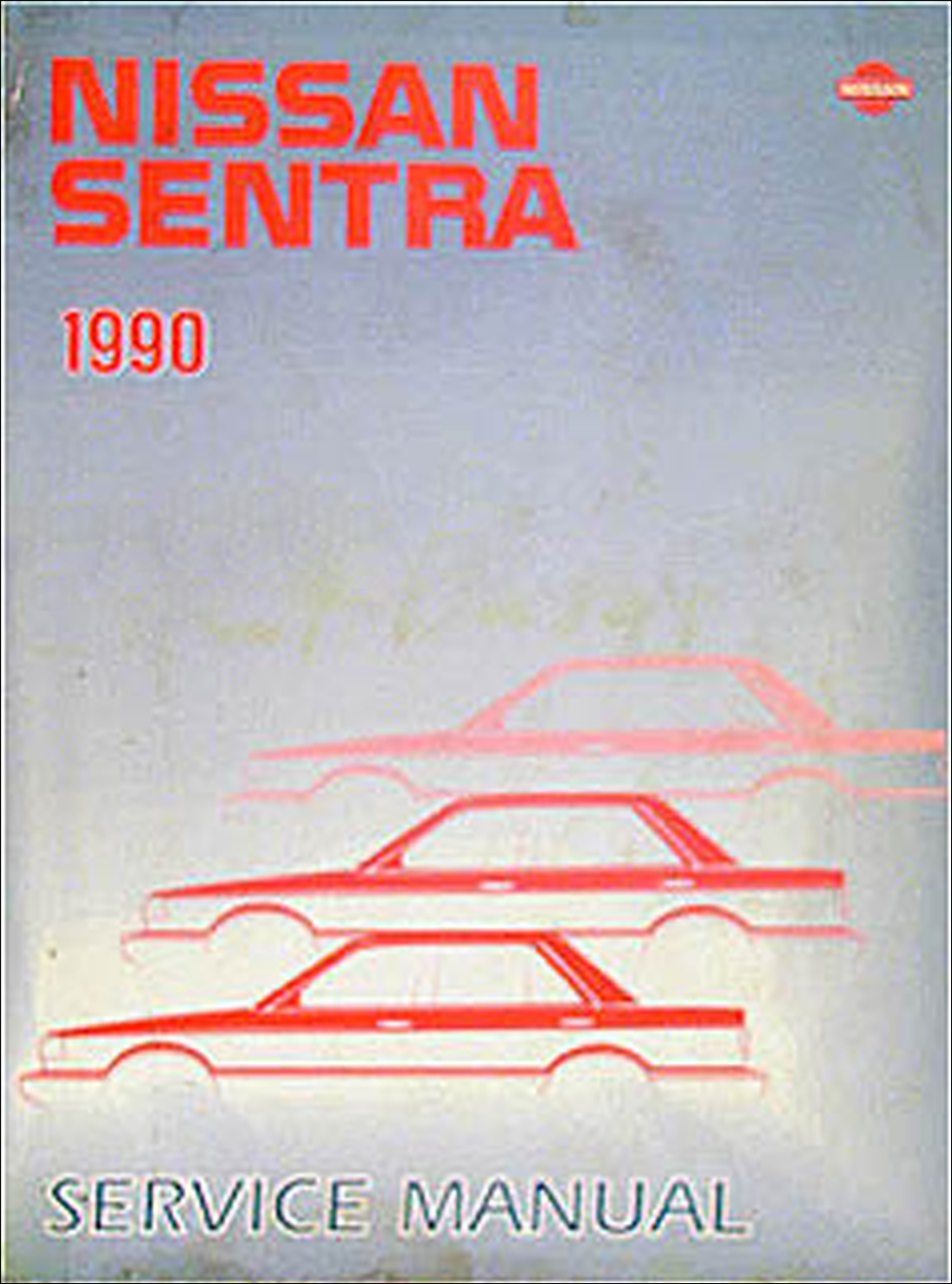 1990 Nissan Sentra Owners Manual Original Canadian In English And B12 Fuse Box Repair Shop