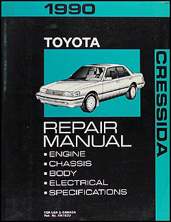 1990ToyotaCressidaORM  Toyota Cressida Wiring Diagram on car stereo, ignition coil,