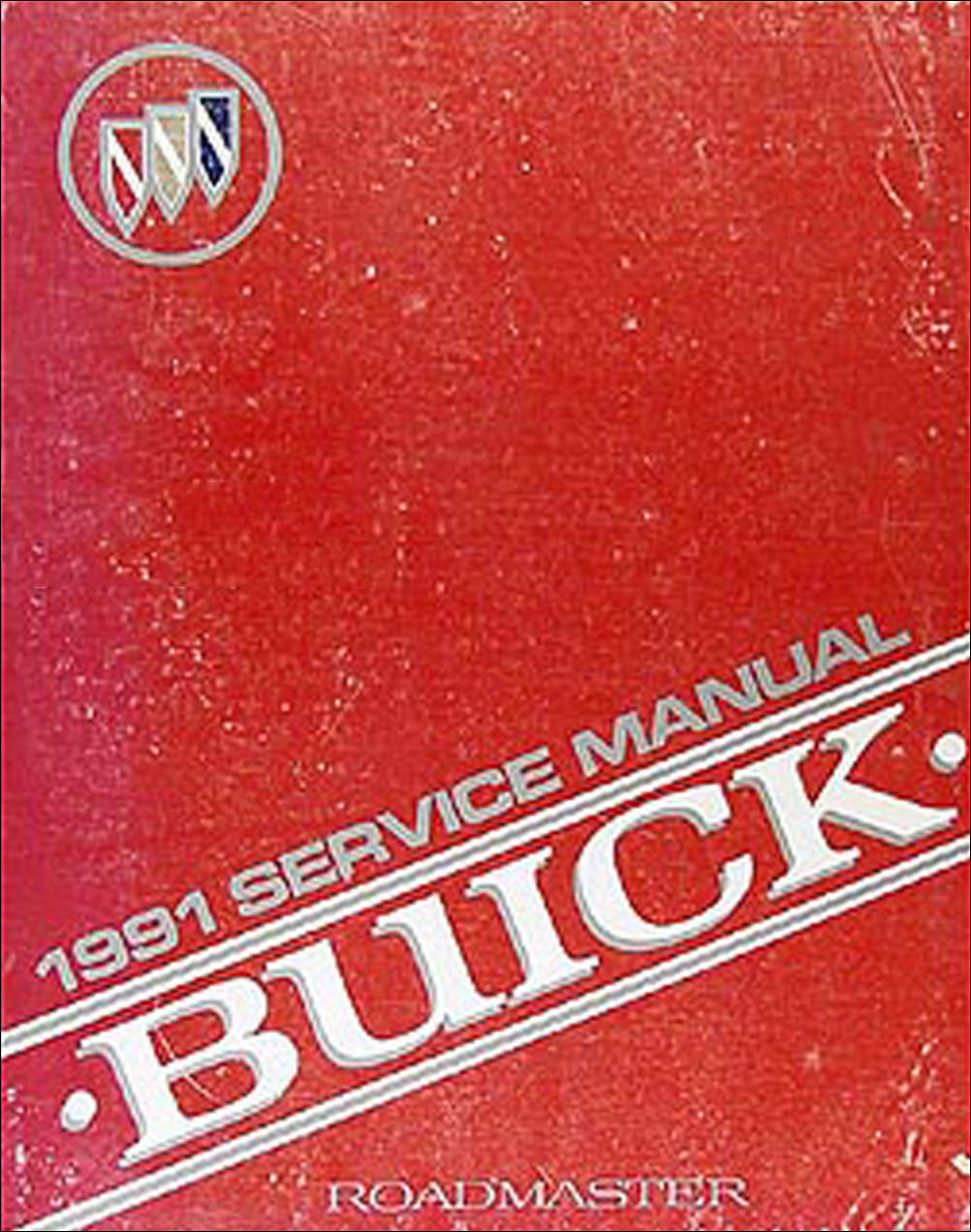 1991 Buick Roadmaster Shop Manual Original