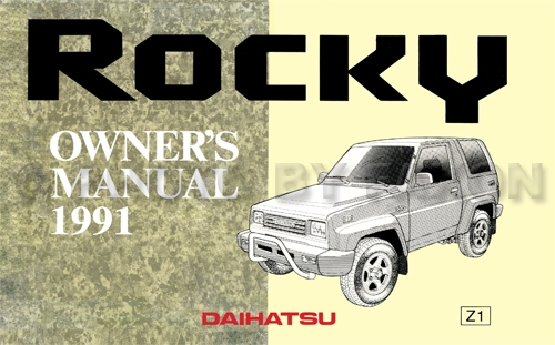 Diagram Daihatsu Rocky Engine 1992 Daihatsu Rocky 1992 ... on