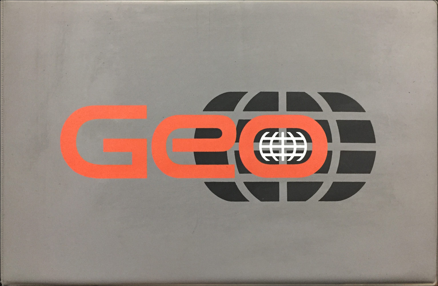 1991 Geo Color & Upholstery Dealer Album/Data Book Original