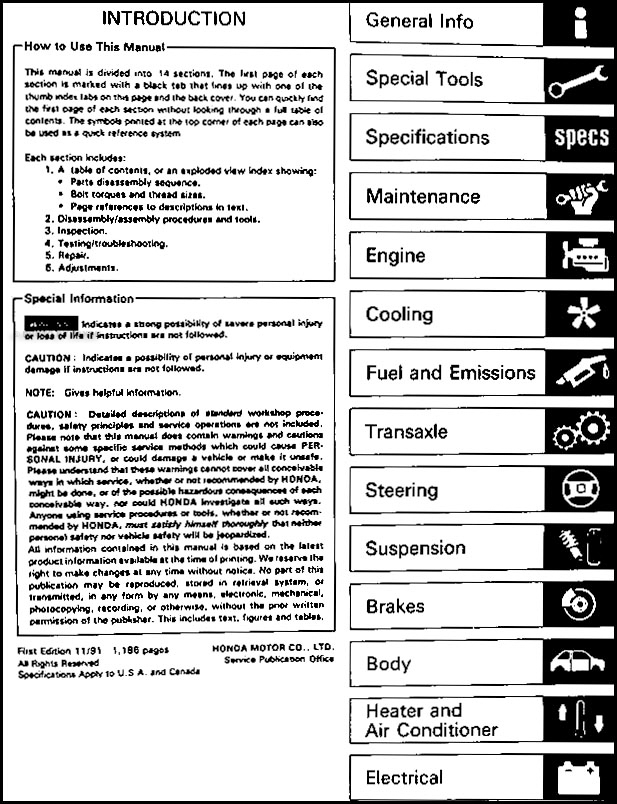 1992 Acura Integra Repair Shop Manual Original on 1991 firebird wiring diagram, 93 civic engine diagram, acura integra engine diagram, 92 integra heater core, vehicle engine diagram, 03 civic engine diagram,