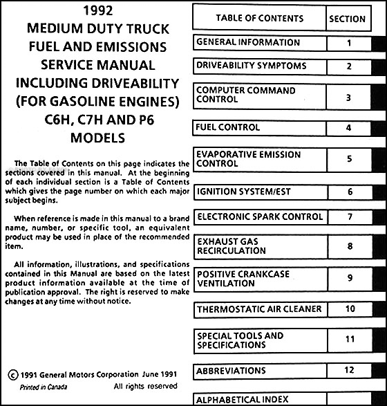1992 gmc topkick wiring diagram gmc schematic symbols 1990 chevy kodiak gmc topkick wiring diagram manual original #6