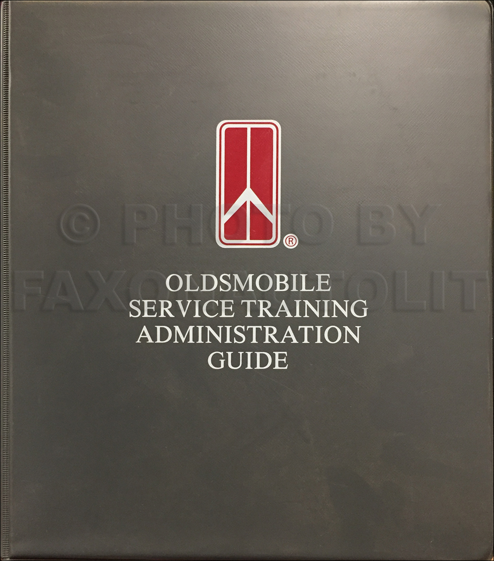 1966 Cadillac Body Repair Manual Reprint