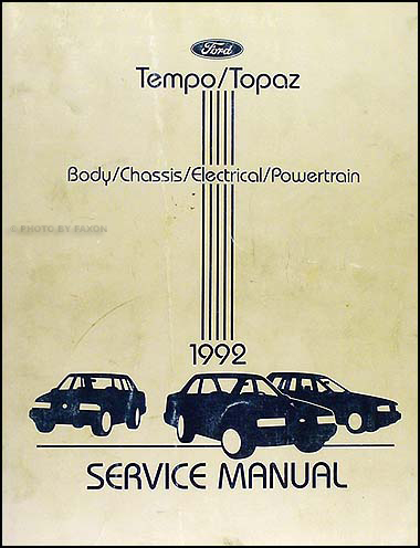 1992 ford tempo wiring diagram schematic trusted wiring diagrams rh hamze co