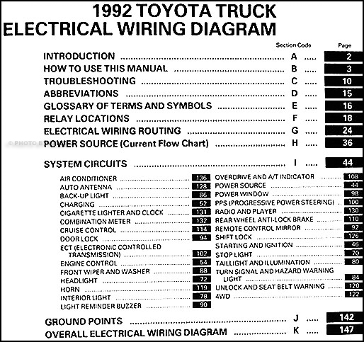 Wiring Diagram 92 Toyota Pickup - Wiring Diagrams Instruct on pickup safety diagrams, pickup wiring push pull backwards, pickup schematics, pickup wiring strats for 50 s, pickup wiring ibanez evolution,