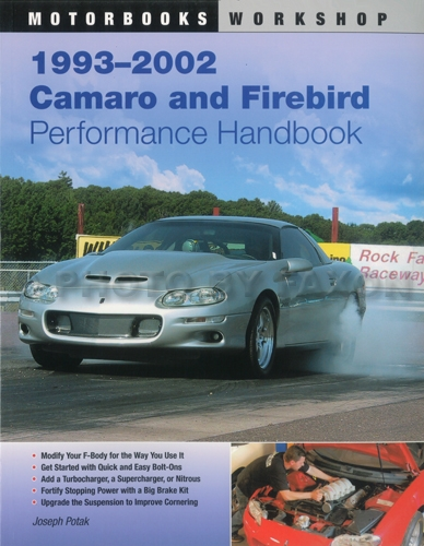 Camaro and Firebird Performance Handbook 1993-2002