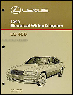 93 Ls400 Plug Wiring Diagram - Wiring Diagram Data on