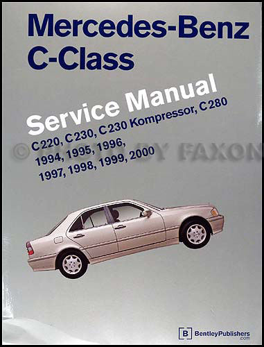 1960-1967 Mercedes Factory Shop Manual Reprint Most Models