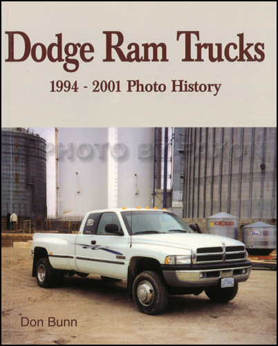 1994-2001 Dodge Ram Truck Photo History