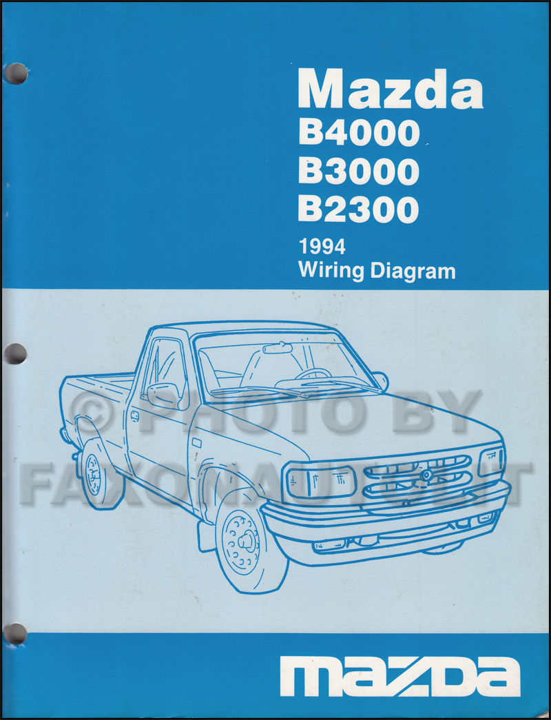 Mazda B2300 Wiring Wiring Diagram Descriptionradio Wiring