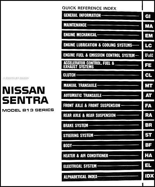 nissan sentra 94 fuse box bookmark about wiring diagram 1994 Nissan Sentra Headlights
