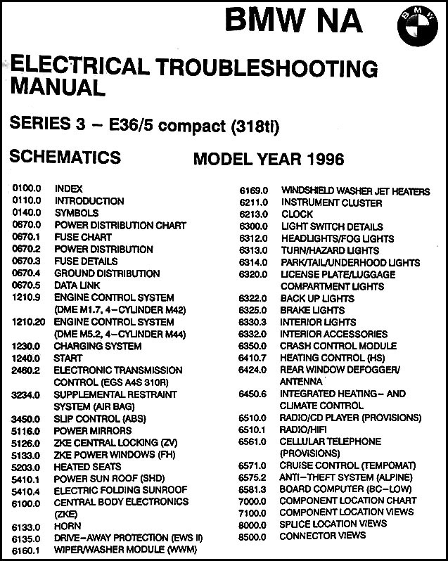 1996 Bmw Wiring Diagram - All Wiring Diagram  E Wiring Scematic Diagram on e36 body diagram, e36 cooling system diagram, e36 relay diagram, e36 fuse box diagram, e36 dimensions, e36 shift linkage, e36 steering diagram, e36 alternator wiring, e36 manual transmission,