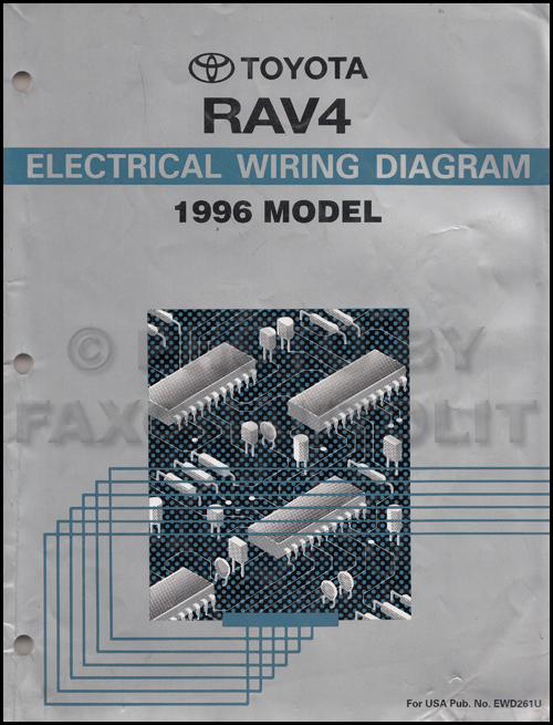 1996 Toyota Rav4 Wiring Diagram Wiring Diagram Experts