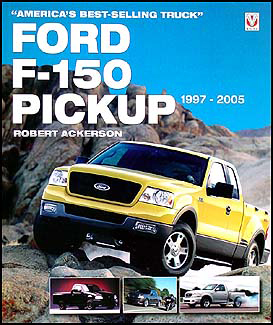 1997-2005 History of the Ford F-150 Pickup Truck