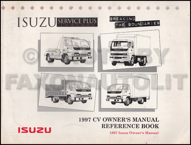 1997 Isuzu Npr Wiring Diagrams Wiring Diagram