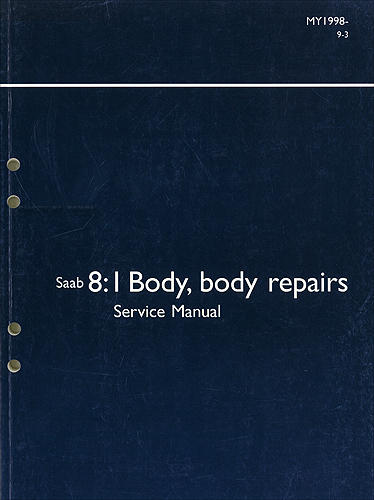 1985-1993 Saab 900 16-Valve Repair Manual