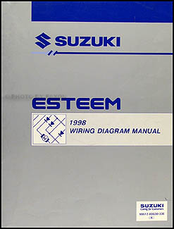 1998 suzuki esteem wiring diagram manual original Suzuki Esteem Common Problems