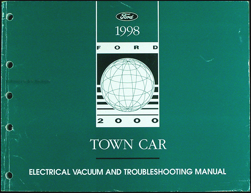 1998 lincoln town car wiring diagram all wiring diagram 1991 Lincoln Town Car Wiring Diagram