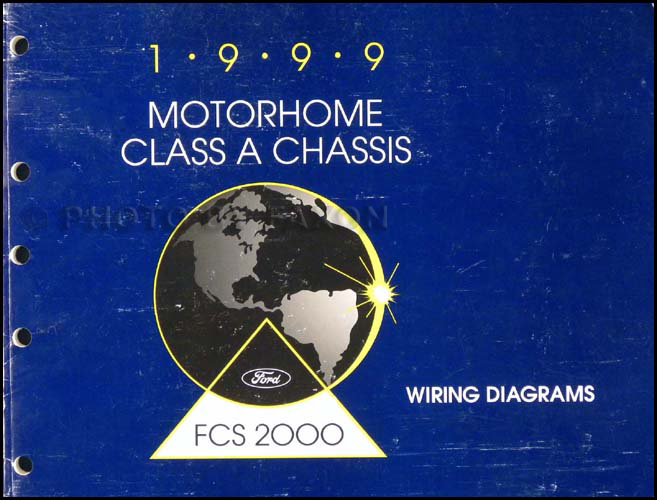 1999 ford f53 motorhome class a chassis wiring diagram manual Dodge Motorhome Wiring Diagram