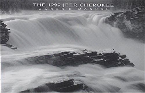 1999 Jeep Cherokee Owner's Manual