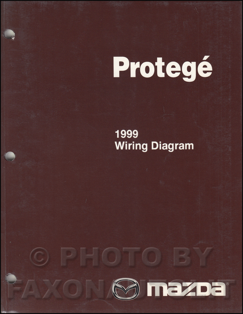 1999 Mazda Protege Wiring Diagram Smart Diagrams 2003 Manual Original Rh Faxonautoliterature Com Lx Intake Manifold