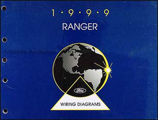 1999 ford ranger wiring diagram manual original rh faxonautoliterature com 1999 ford ranger radio wiring diagram 1999 polaris ranger wiring diagram