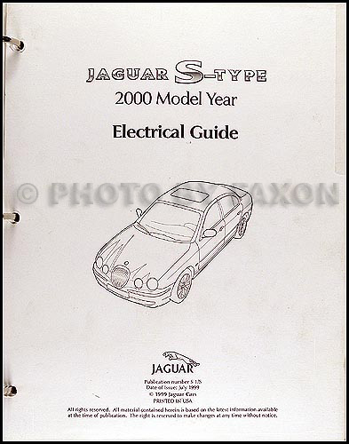 Jaguar Wiring Diagram - Wiring Diagrams List on