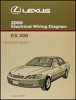 2000 lexus es 300 wiring diagram manual original Diagram to a Motor for a 97 Lexus ES 300 2000lexuseswd jpg