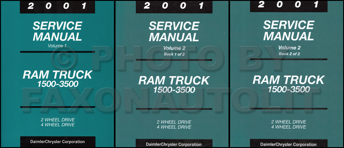 2001 Dodge Ram Truck Cd