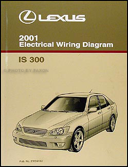 Sensational 2001 Lexus Is 300 Wiring Diagram Manual Original Wiring Cloud Tziciuggs Outletorg