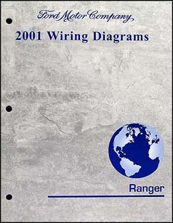 2001 Ford Ranger Wiring Diagram Manual Original  Ford Ranger Wiring Diagram on