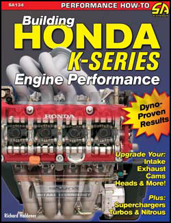 Building Honda K-Series Engine Performance BW