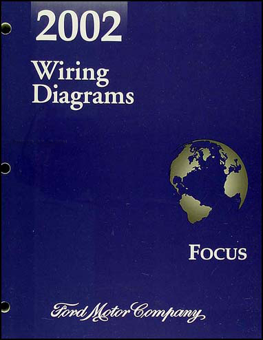 2002 ford focus wiring diagram manual original rh faxonautoliterature com 2002 ford focus stereo wiring diagram 2002 ford focus ac wiring diagram