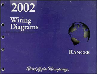 2002 ford ranger wiring diagram manual original2002 Ranger Wiring Diagram #5