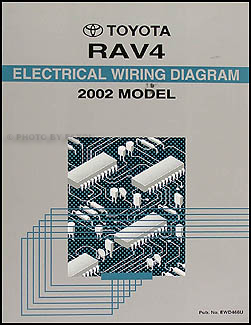 2002 Toyota RAV4 Wiring Diagram Manual Original on 2002 rav4 serpentine belt diagram, 1998 rav4 wiring diagram, 2002 rav4 exhaust system diagram,