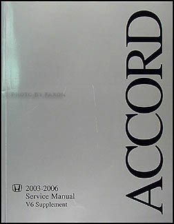 accord manual 2006