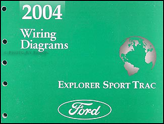 2004 ford explorer sport trac wiring diagram manual original rh faxonautoliterature com ford explorer sport trac wiring diagram 2004 ford explorer sport trac radio wiring diagram