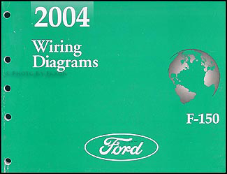 2004 Ford F-150 Wiring Diagram Manual Original | Ford F150 Wiring Chart |  | Faxon Auto Literature