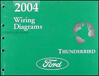 2004 ford thunderbird wiring diagram manual original 2004 ford thunderbird stereo wiring diagram 2004 thunderbird wiring diagram #1
