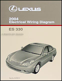 2004 lexus es 330 wiring diagram manual original 2004lexuses330ewd jpg