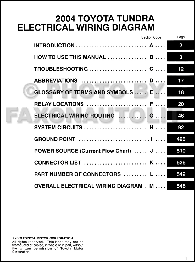 Tundra Wiring Diagram - Getting Ready With Wiring Diagram • on ski doo cooling system, 2005 ski-doo tundra schematics, ski doo diagrams,