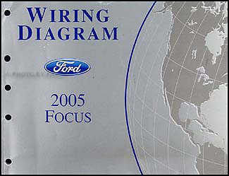 2005 ford focus wiring diagram manual original 2005 Ford Ranger Wiring Schematic