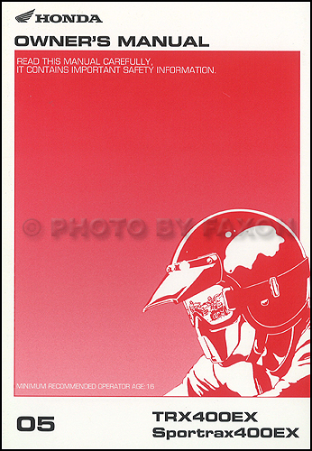 1975-1978 Honda XL125 CT125 Shop Manual Cycleserv