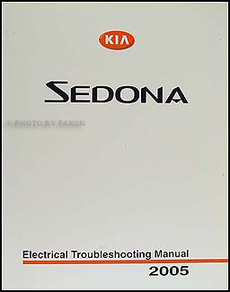 kia sedona wiring diagram pdf free 2005    kia       sedona    electrical troubleshooting    manual    original  2005    kia       sedona    electrical troubleshooting    manual    original
