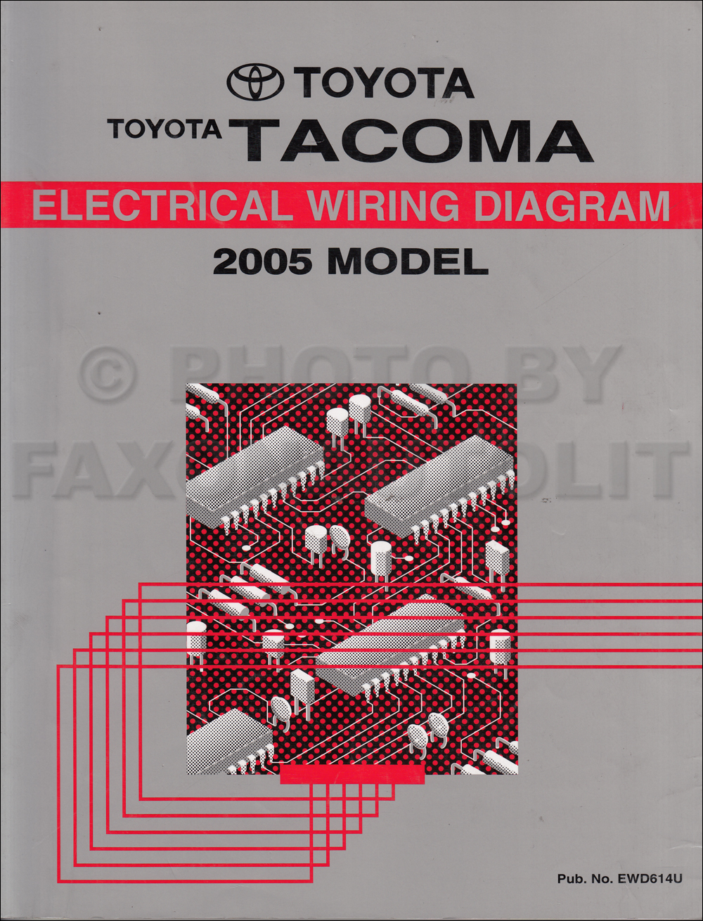 Search 1984 Toyota Diesel Wiring Diagram 2005 Tacoma Pickup Manual Original